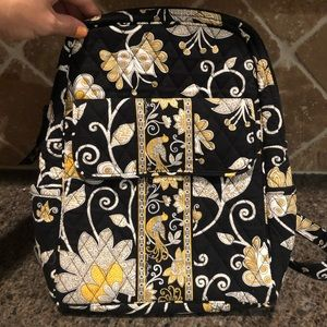 Vera Bradley bag backpack excellent condition
